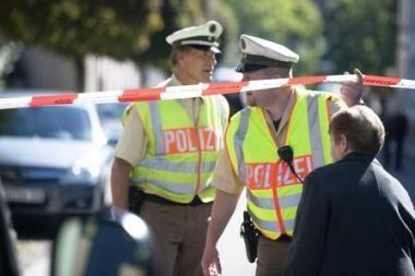 Vokietijoje žudynes surengusi moteris miesto ligoninėje anksčiau patyrė persileidimą