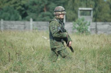 Pratybose žuvo karys savanoris