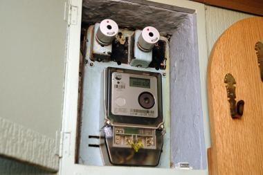 Lietuvoje elektros neturi apie 200 vartotojų (atnaujinta)