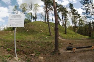 Planams parduoti sklypą Pūčkorių atodangos papėdėje pasipriešino paveldosaugininkai