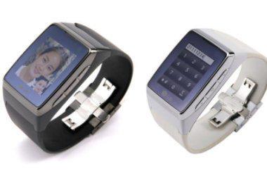 LG sukūrė laikrodį-telefoną