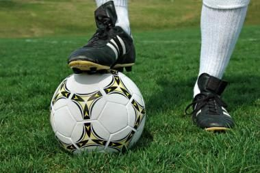 "FBK ""Kaunas"" pergalė 1-ojoje futbolo lygoje"