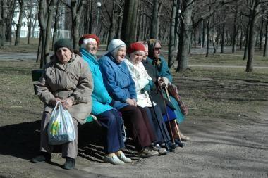 A.Kubilius tikisi didesnės pensijos, jei bus pailgintas pensijos amžius