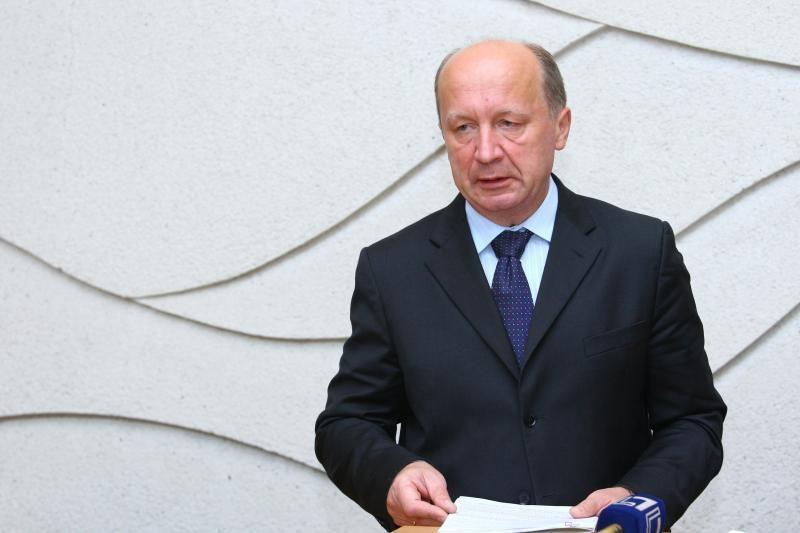 Premjeras: Mastrichto kriterijų pasiekimas 2013 m. nebus problema