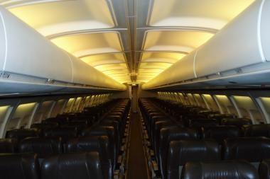 SAS siūlo skristi į Delį