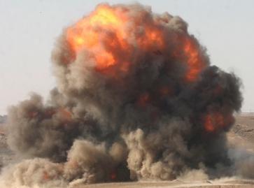Rusijoje per sprogimą hipodrome žuvo karo veteranas