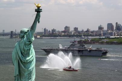 Metų pabaigoje į JAV - be vizų