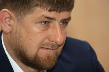Čečėnijos prezidentas įtariamas žmogžudystės užsakymu