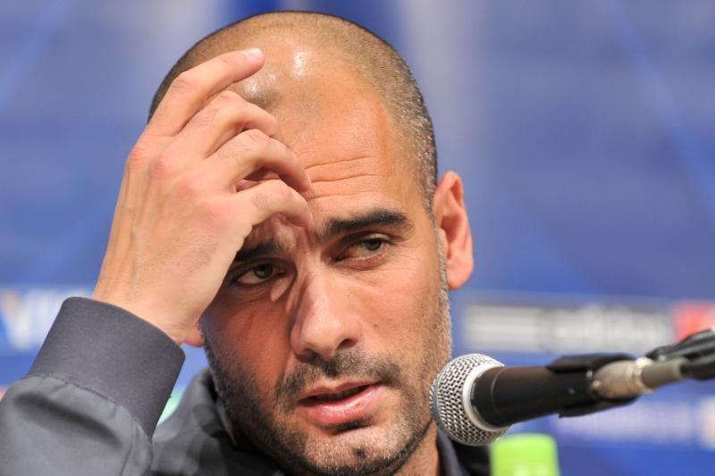 """Kitą sezoną P. Guardiola stos už """"Bayern"""" klubo vairo?"""