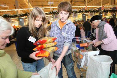 Ketvirtadalį Lietuvos gyventojų darbdaviai ir ugdymo įstaigos skatina savanoriauti