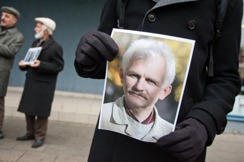 JAV: A.Beliackio teismas atitolino Baltarusiją nuo demokratijos