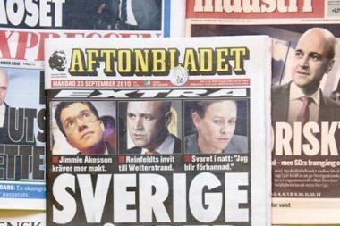 Švedijoje -
