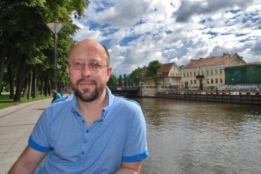 A.Šimaitis: turiu idėjų dėl sveikatos apsaugos reformos Klaipėdoje