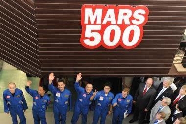 """""""Misija į Marsą"""" truks 520 dienų"""