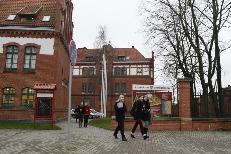 Klaipėdos universiteto studentams paskirtos verslininkų stipendijos