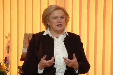 K.Prunskienė Seimui aiškinasi dėl pieno kainų (papildyta)