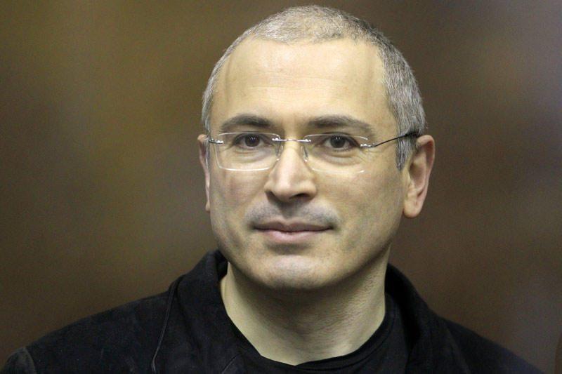 M.Chodorkovskiui malonė gali būti suteikta tik pateikus prašymą