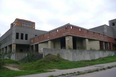 Dar kartą bus bandoma parduoti pastatą Šilainiuose