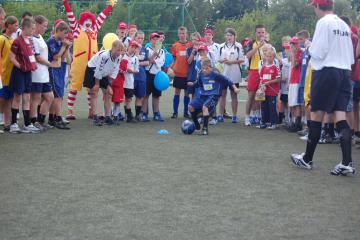 Kaune - futbolo fiesta vaikams