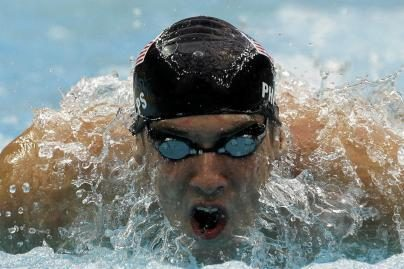 Amerikiečių plaukikas gerina pasaulio rekordus