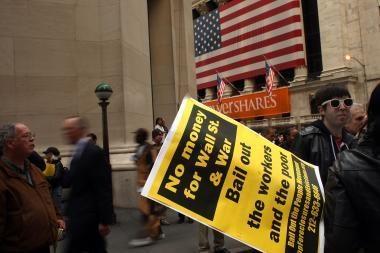 Nedarbo lygis JAV muša rekordus