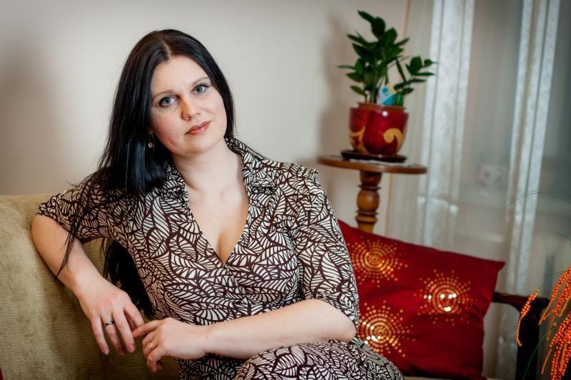 Aktorės V. Mainelytės dukra Dovilė laimę atrado motinystėje (foto)