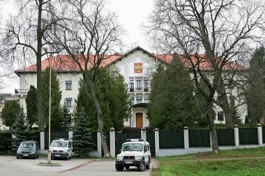 Vilniuje - solidarumo akcija paremti nuo Rusijos nukentėjusią Gruziją