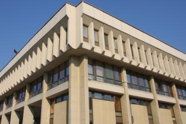 Kandidato R. Žilinsko teismas atidėtas prieš pat rinkimus