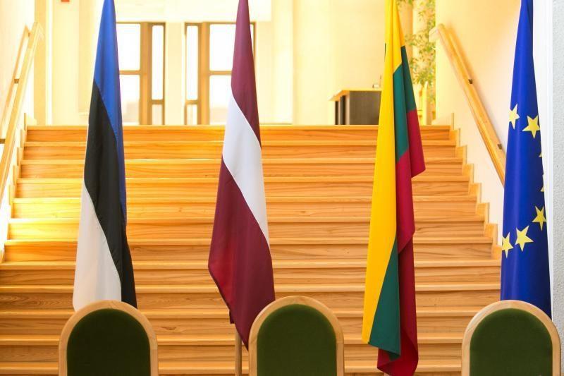 Baltijos šalių ministrai: euras atneša vien pliusų