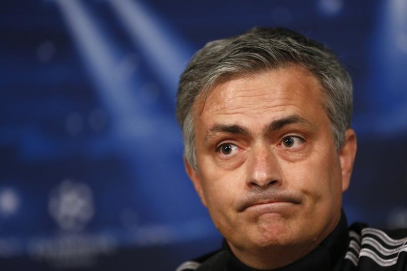 """""""Real"""" treneris J. Mourinho: kitais metais čia nebūsiu"""