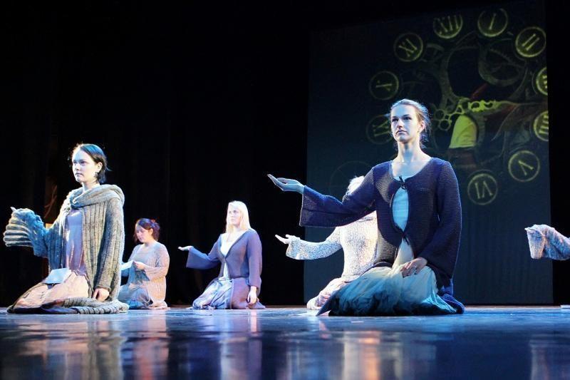 Klaipėdos muzikinio teatro sceną šturmuoja tarptautinis projektas