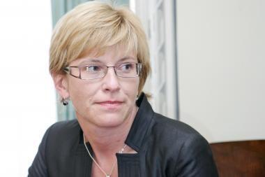 I.Šimonytė nemato kliūčių 2011 m. apmokestinti nekilnojamąjį turtą