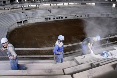 Žalgirio arenos paramos fonde – per 65 tūkst. litų