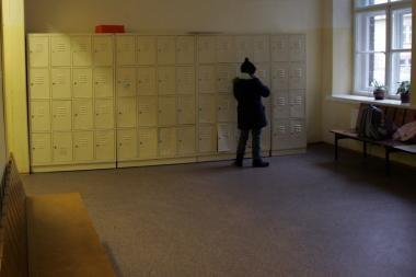 Šiuolaikinės mokyklos centras moksleivius kviečia sugrįžti į pamokas