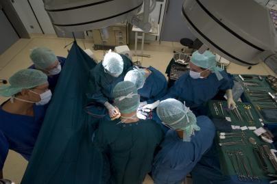 Santariškėse atliktos trys organų transplantacijos