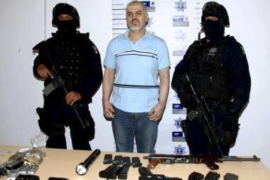 Meksikoje per išeigines buvo medžiojami policininkai