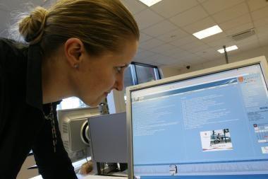 Apskrities savivaldybių tinklalapiams – per 2 mln. litų