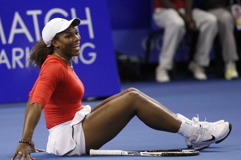 S. Williams ketvirtą kartą tapo geriausia pasaulio tenisininke