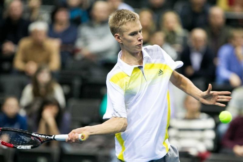 L. Mugevičius tobulinasi prestižinėje Europos teniso akademijoje