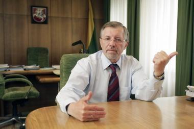 Ministrai informuoti apie būsimą Vyriausybės atsistatydinimą