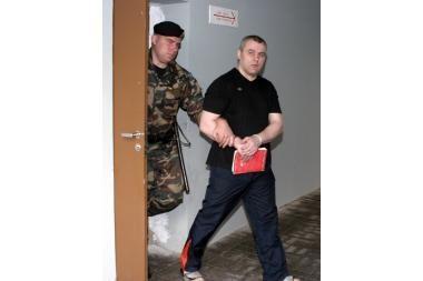 S.Gaidjurgis vėl šokdino teismą