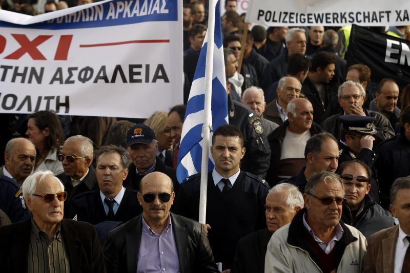 """Graikijos premjeras po ES susitarimo sveikina """"naują erą"""""""