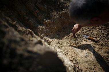 Archeologiniai radiniai užminė mįslę