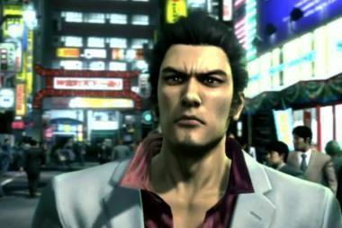 """Toshihiro Nagoshi: žaidimas """"Yakuza 3"""""""