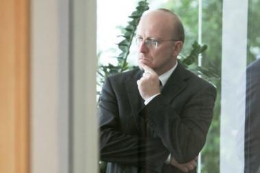 """A.Valinskas Prezidentę pavadino """"įžeista boba"""" (papildyta 13.35 val.)"""