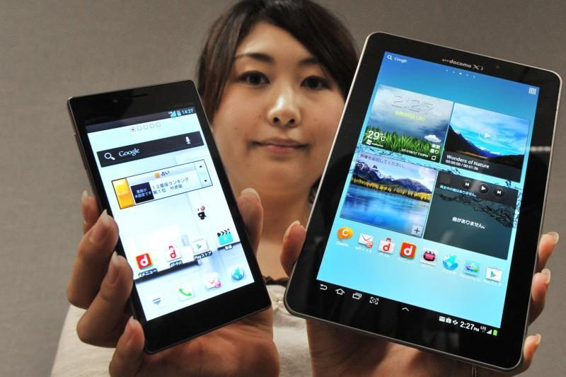 """""""IFA 2012"""" parodoje pristatytas naujas LG """"Optimus G"""""""