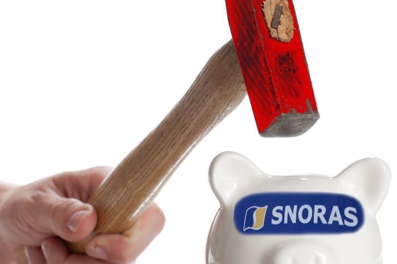 """""""Snoro"""" griūtis pamokė, kad svarbu užsienio investicijų kokybė"""
