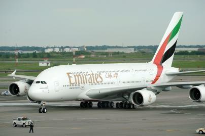Jau skraidinama didžiausiu lėktuvu (nuotr.)
