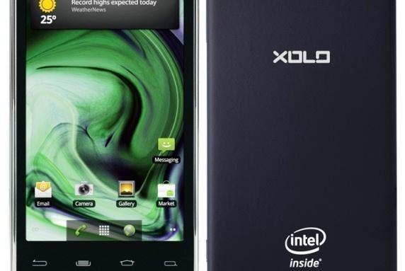 """Prasidėjo prekyba išmaniuoju telefonu """"XOLO X900"""" su """"Intel Medfield"""""""