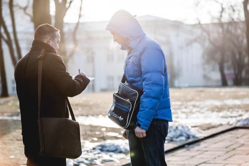 Nerūkymo zonų plėtra Klaipėdoje įstrigo dėl pinigų